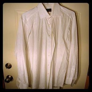 Etro Milano white dress shirt.